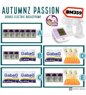 Autumnz Passion Breastpump - Set