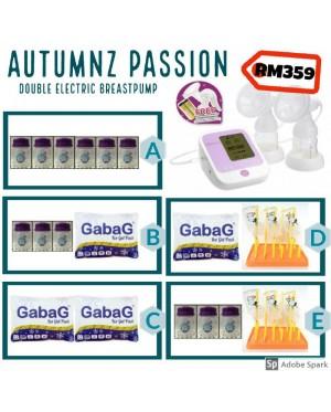 Autumnz Passion Breastpump - Set